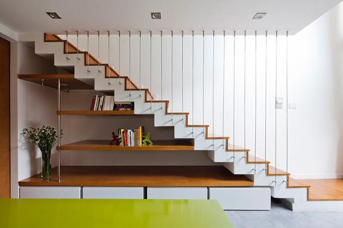 Phong thuỷ cầu thang trong nhà ở