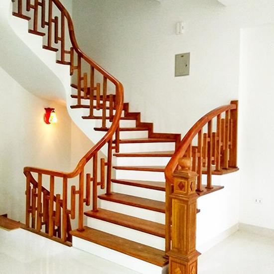 Cầu thang gỗ M29