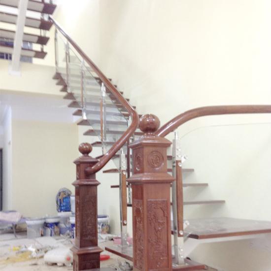 Cầu thang xương cá M20