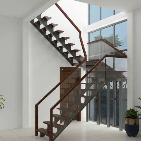 Cầu thang xương cá M23