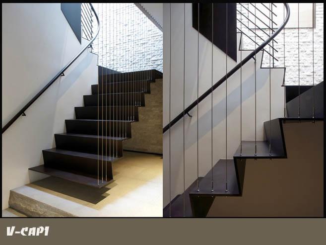 Cầu thang dây cáp M12