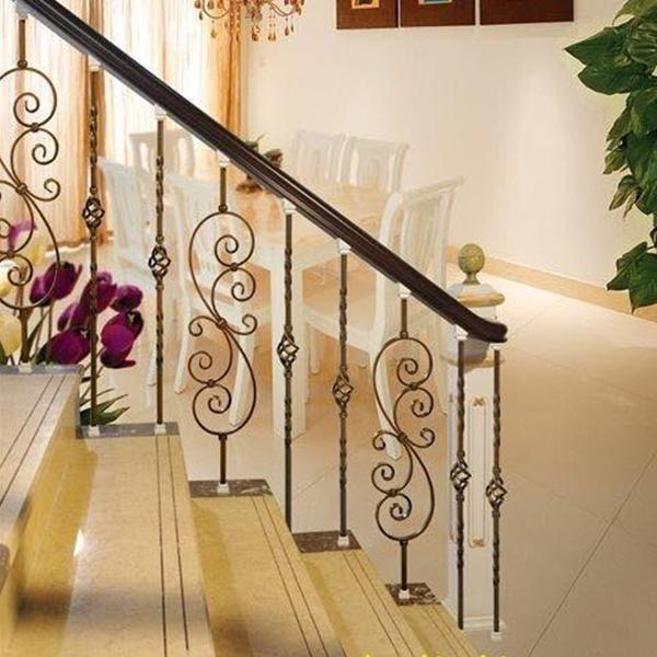 Cầu thang sắt nghệ thuật M18